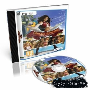 Captain Morgane And The Golden Turtle (RePack) [2012, Adventure, 3D]