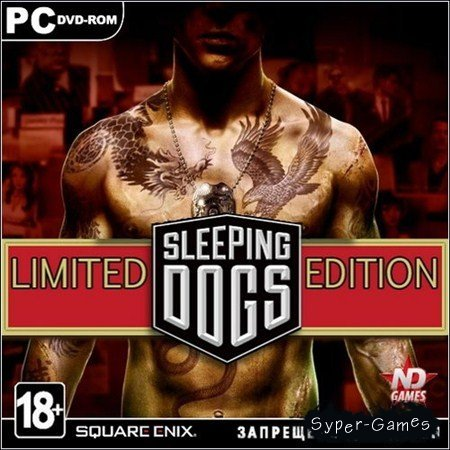 Sleeping Dogs (v.2.0 + 24 DLC) (2012/RUS/ENG/RePack by Fenixx)