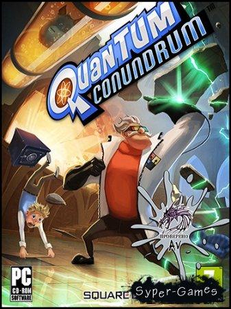 Quantum Conundrum (2 DLC/2012/Rus) RePack by R.G. ReCoding