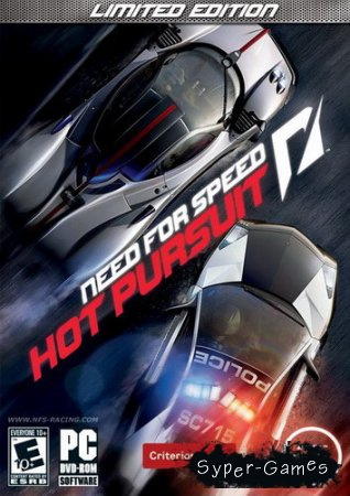 Need for Speed: Hot Pursuit - Limited Edition (2010/RUS/RePack by R.G. REVOLUTiON)
