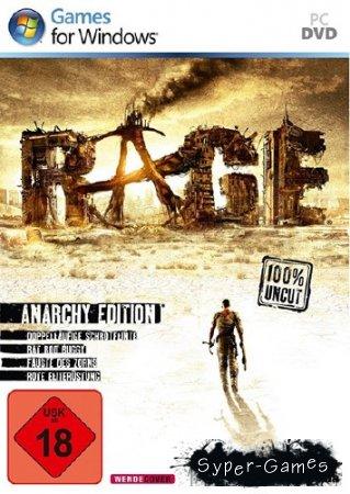 Rage: Anarchy Edition + 3 DLC (2011/RUS) RePack от R.G. REVOLUTiON