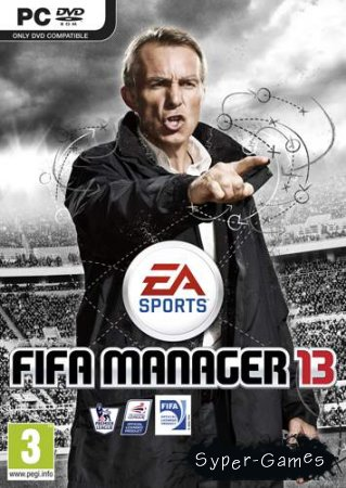 FIFA Manager 13 (RePack/RUS/2013)