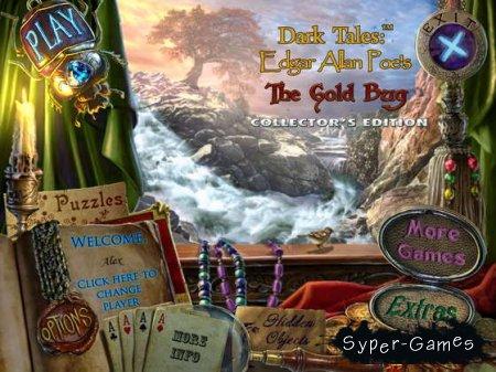 Dark Tales 4: Edgar Allan Poe's The Gold Bug (2013/ENG)