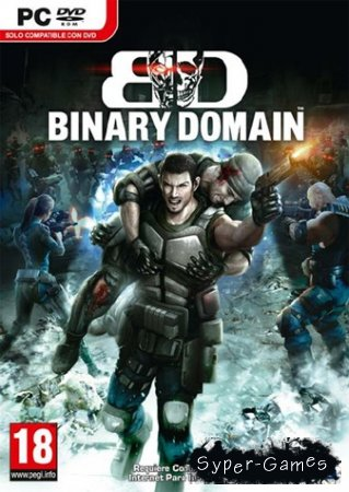 Binary Domain (2012/RUS)