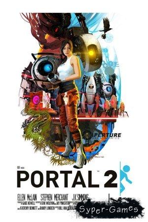 Portal 2 (2011/PC/RUS/ENG/Repack)
