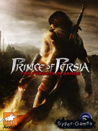 Prince of Persia: The Forgotten Sands / Принц Персии: Пески забвения (2010/RUS) RePack by UPG