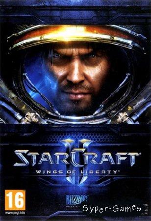Starcraft 2: Wings of Liberty (2010/RUS)