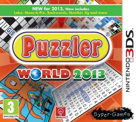 Puzzler World (2013/ENG)