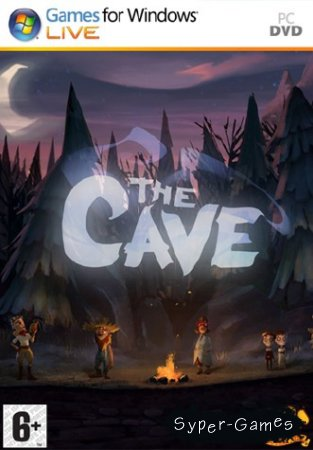 The Cave (2013/ENG)