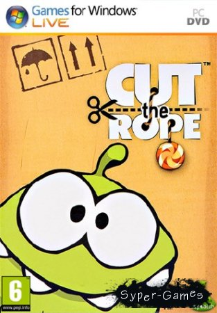 Cut The Rope (2012/RUS)