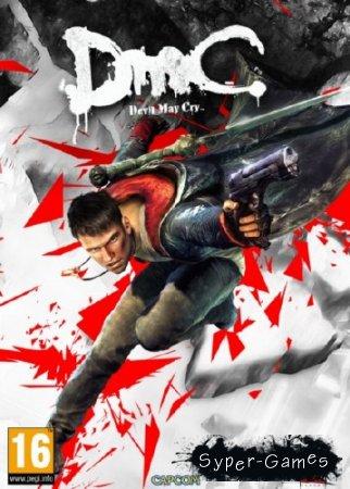 DmC: Devil May Cry (2013/Rus/Eng/PC) RePack от R.G. Revenants