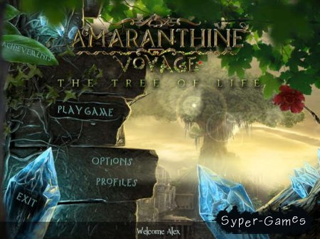 Amaranthine Voyage: The Tree of Life Collector's Edition (2013/ENG)
