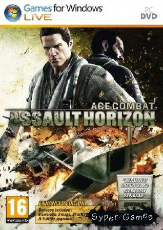 Ace Combat Assault Horizon. Enhanced Edition (2013/RUS/ENG) Repack от Fenixx