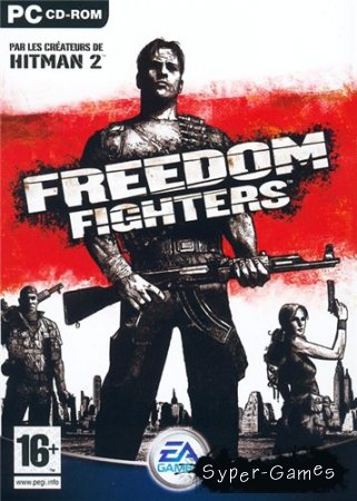 Freedom Fighters (2003/PC/RUS)
