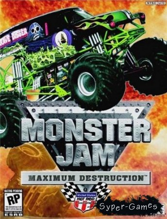 Monster Jam: Maximum Destruction (2002/PC/RUS)