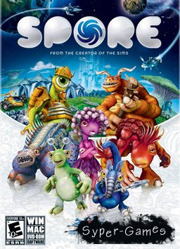 Spore / Споре  (2008/PC/RUS/ENG/Multi18/RePack