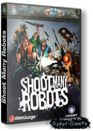 Shoot Many Robots [En/Multi5] (L) 2012 | PROPHET