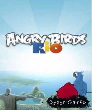 Angry Birds: Rio 1.4.4 (2011/Eng/Repack)