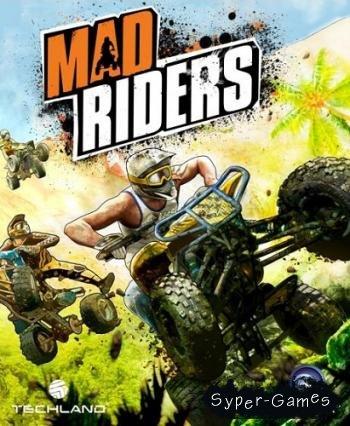 Mad Riders + 2 DLC (PC/Лицензия)