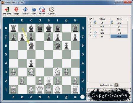 Lucas Chess 7.02 Portable