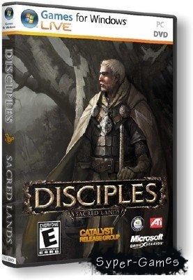 Disciples: Sacred Lands (1999/RUS/ENG/RePack)