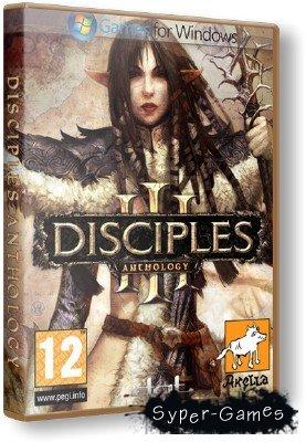Disciples III: Dilogy (2009-2010/RePack/RUS)