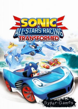Sonic & All-Stars Racing Transformed (2013/ENG)