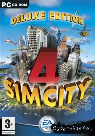SimCity 4: Deluxe Edition (2003/PC/RePack/RUS)
