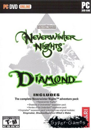Neverwinter Nights: Diamond Edition (2002/PC/RePack/RUS)