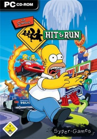 The Simpsons: Hit & Run (2003/PC/RUS)