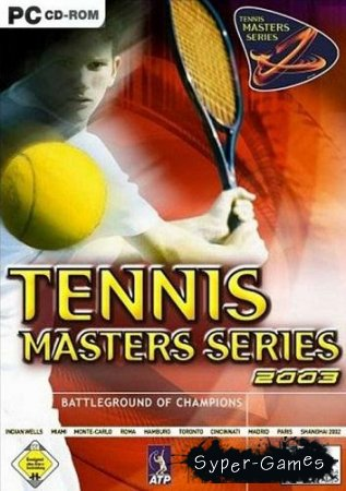 Tennis Masters Series (2003/PC/RUS)