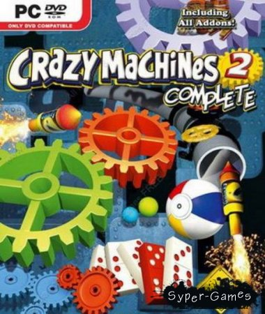 Crazy Machines 2: Happy New Year Bundle Edition (2013/PC)