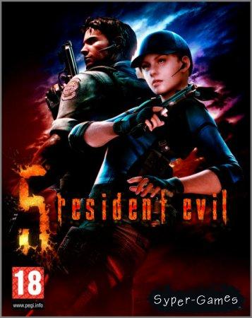Resident Evil 5 / Biohazard 5 (PC/2009/RUS/Multi9/Steаm-Rip by R.G.Игроманы)