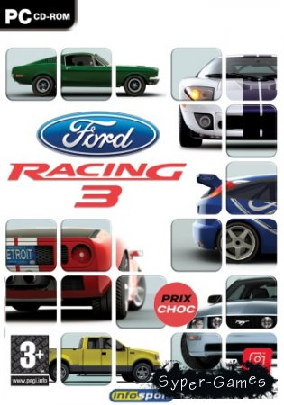 Ford Racing 3 (2004/PC/RUS)