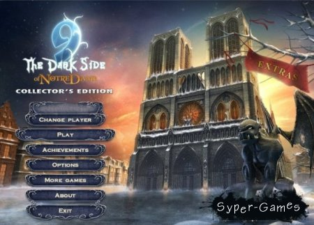 9 The Dark Side 2: of Notre Dame. Collector's Edition (2013/ENG)