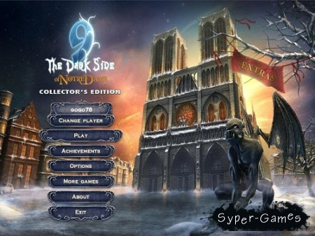 9: Dark Side of Notre Dame Collector's Edition (2013/Eng)