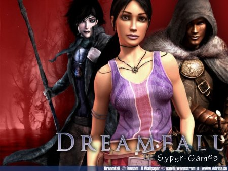 Dreamfall: Бесконечное Путешествие / Dreamfall: The Longest Journey (PC/RUS/EHG/RePack by SxSxL)