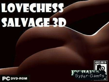 LoveChess Salvage 3D (2010/ENG/PC)