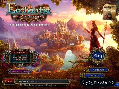Enchantia: Wrath of the Phoenix Queen (2013/ENG)