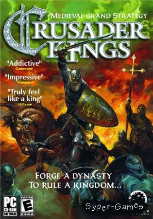 Crusader Kings (2004/PC/RUS)