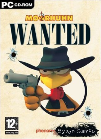 Moorhuhn Wanted (2004/PC/RUS)