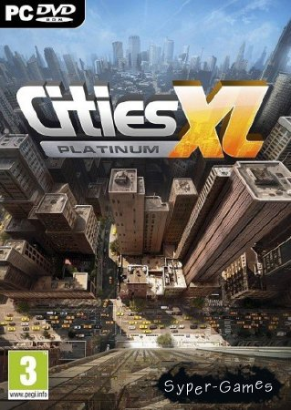 Cities XL Platinum (2013/RUS/Multi9/RePack by Fenixx)