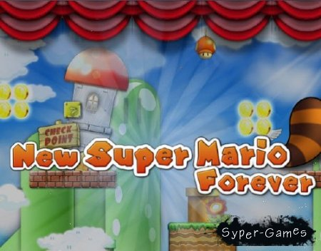 New Super Mario Forever ( 2012/ PC/ NET )