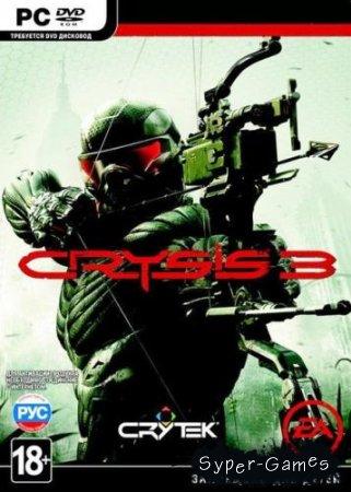 Crysis 3 (PC/Русский/Распакованная Лицензия)