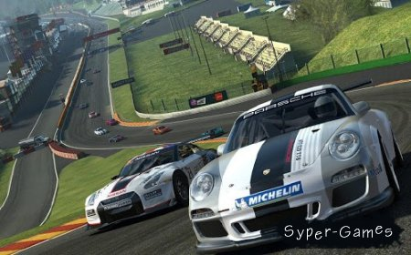 Real Racing 3 (Android)
