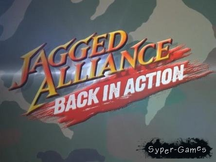 Jagged Alliance: Back in Action (2012/Только Русский)