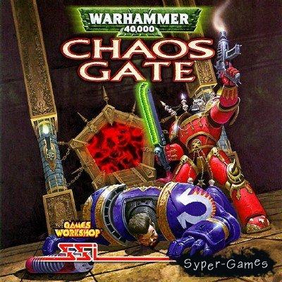 Warhammer 40.000: Chaos Gate (1998/RePack/RUS)