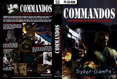 Commandos: Behind Enemy Lines + Beyond the Call of Duty (1999/PC/RUS)