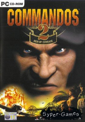 Commandos 2: Men of Courage (2001/RUS/PC)