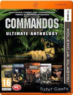 Commandos: Anthology / ���������: ��������� (1998-2006/RUS/RePack)